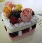 フラワーケーキ 2