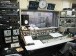 ラジオ局スタジオ