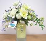 光触媒の花1