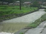 先端大への道 川
